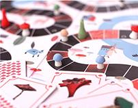 GRZYBOBRANIE - Mushrooming Board Game
