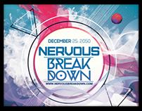 NERVOUS BREAK DOWN