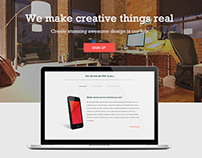 EQUALY - Clean and Simple WordPress Theme