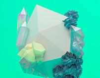 Mineral acid