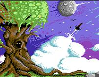 Leaving Earth C64