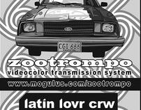 zootrompo videocolor transmission system