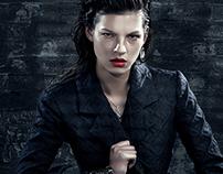 Sleek and Chic (Harper's Bazaar SG Sept 14)