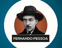 Fernando Pessoa Inphographic