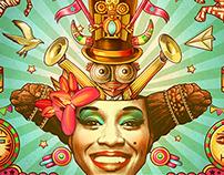 Cape Town Carnival 2014