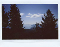 Instant Film Photography: The Pacific Northwest