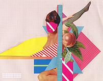 Handmade Collages 2014