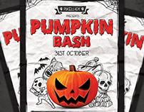Pumpkin Bash Flyer