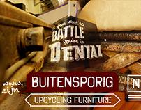 BUITENSPORIG - Up-cycling Furniture