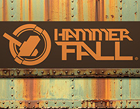 Hammerfall - Branding