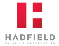 Hadfield Building Corporation Branding