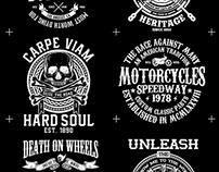 Praise Label - T shirts IV