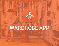 mobile application to your wardrobe
