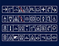 Visual identity system for ferry boats