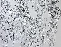 Life Drawing - 03