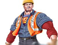 Builder/Hero
