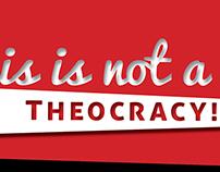 Theocracy Poster