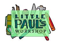LOGO DESIGN: Little Paul's Workshop