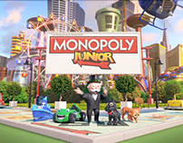 Mr. Monopoly & The Board of Tourism
