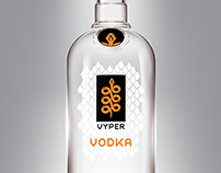Vyper Vodka - Packaging - Absolut Bottle