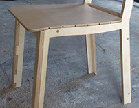 Plywood Chair Number Two