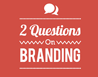 2 Questions On Branding