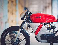 Cafe Racer Type - II