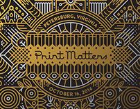Print Matters: Richmond-Petersburg