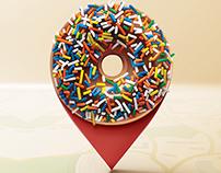Krispy Kreme The Sweetest Place to be