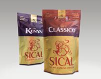 Coffee packaging redesign | Sical