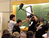 Making Of Comercial Energia Selfie