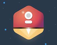 IO.JS logo concept