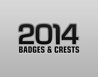 Some Badges & Crests...