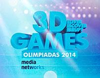 3D GAMES 2014