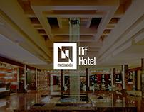 Nif Hotel Brand Identity