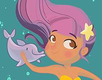 Dolly Mermaid