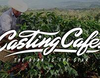 Casting Cafés - Branding