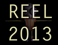 3D Reel 2013
