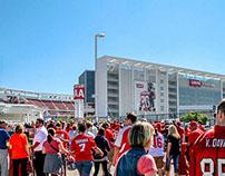 Levi's® Stadium Home of the San Francisco 49ers