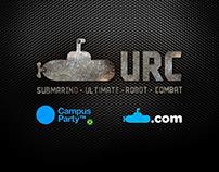 Campanha Digital U.R.C Submarino / Campus Party 2014.