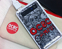 OCBC Campus graphic charger competition