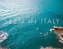 SEEN IN ITALY //  35mm roadtrip memories.