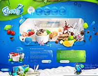Frosty 7 - website