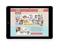 DeAgostini Love Bakery Website
