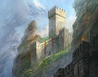 Bulgarian Fortress