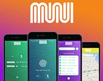 SF MUNI Payment App