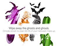 Neutrogena Facial Wipes_Halloween