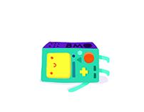 BMO Cartoon Network Logo Animation