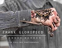 Frank Rimer - London Barber