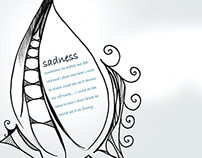 Sadness Poem Illustration